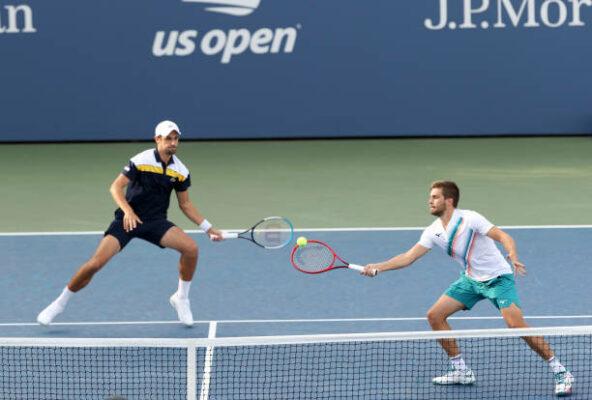 Nikola Mektic Mate Pavic US Open