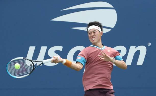 Kei Nishikori US Open 2021