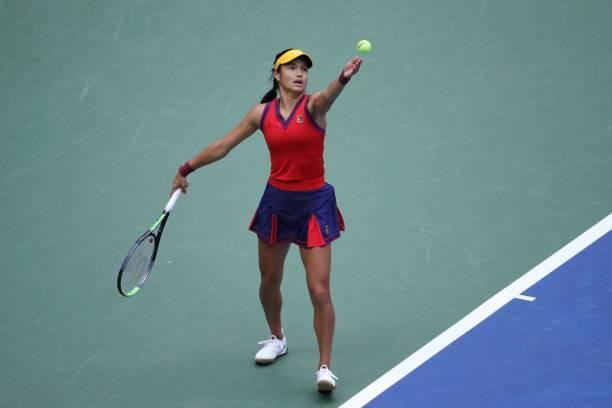 Emma Raducanu US Open Final