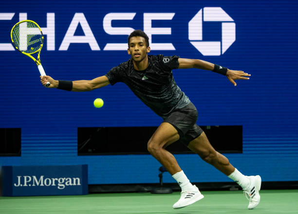 Felix Auger-Aliassime US Open Round of 16