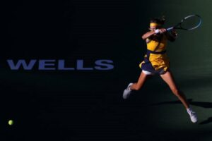 Victoria Azarenka in action at the WTA Indian Wells Open.,