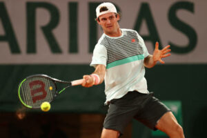 Tommy Paul French Open 2021