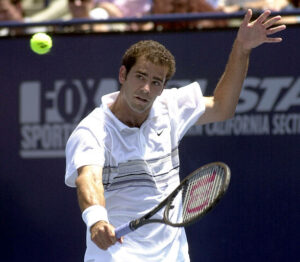 Pete Sampras 2001 LA