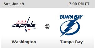 Caps vs Tampa