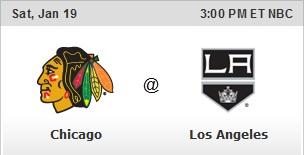 Hawks vs LA