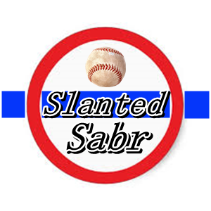 slanted sabr logo