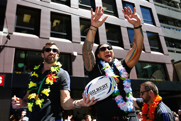 New Zealand All Blacks Welcome Home Celebrations