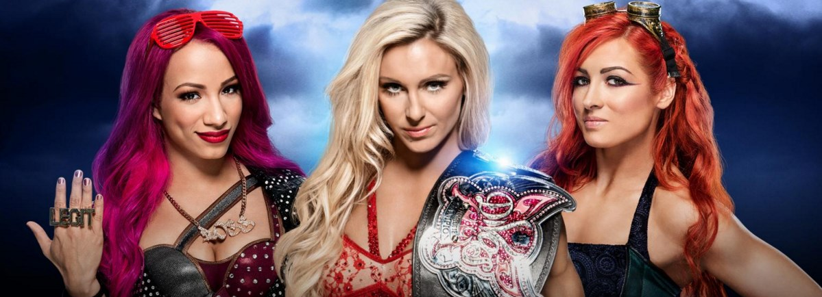 Charlotte-Becky Lynch vs Sasha Banks Wrestlemania 2016 live streaming online
