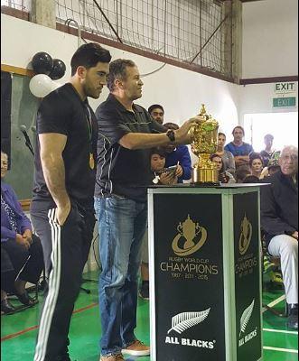 Milner-Skudder brings Cup to Gisbourne