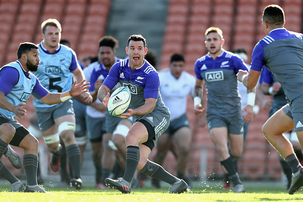 Ryan Crotty returns to the starting line-up