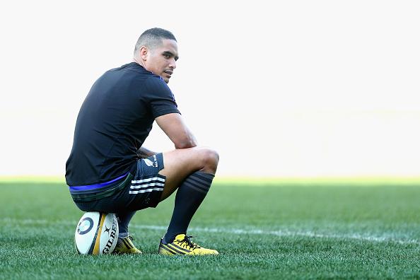 New Zealand All Blacks Captain's Run
