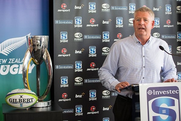 Super Rugby New Zealand 2015 Season Launch