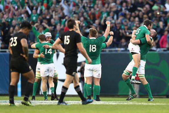 Ireland v New Zealand - International Match