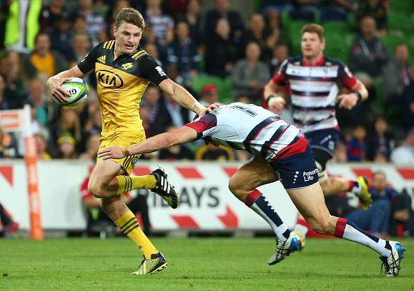 Super Rugby Rd 8 - Rebels v Hurricanes