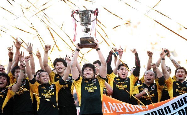 Suntory Sungoliath v Toshiba Brave Lupus - Top League Playoff Final