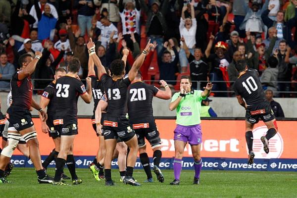 Super Rugby Round 12