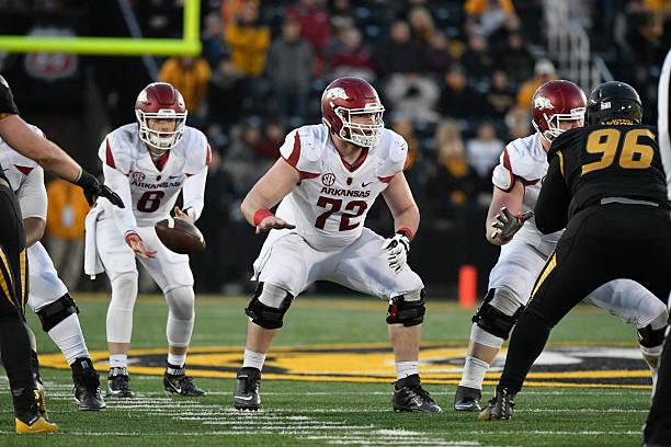 Five Best Returning SEC Offensive Linemen