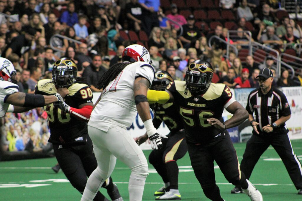 Barnstormers downed by Sioux Falls