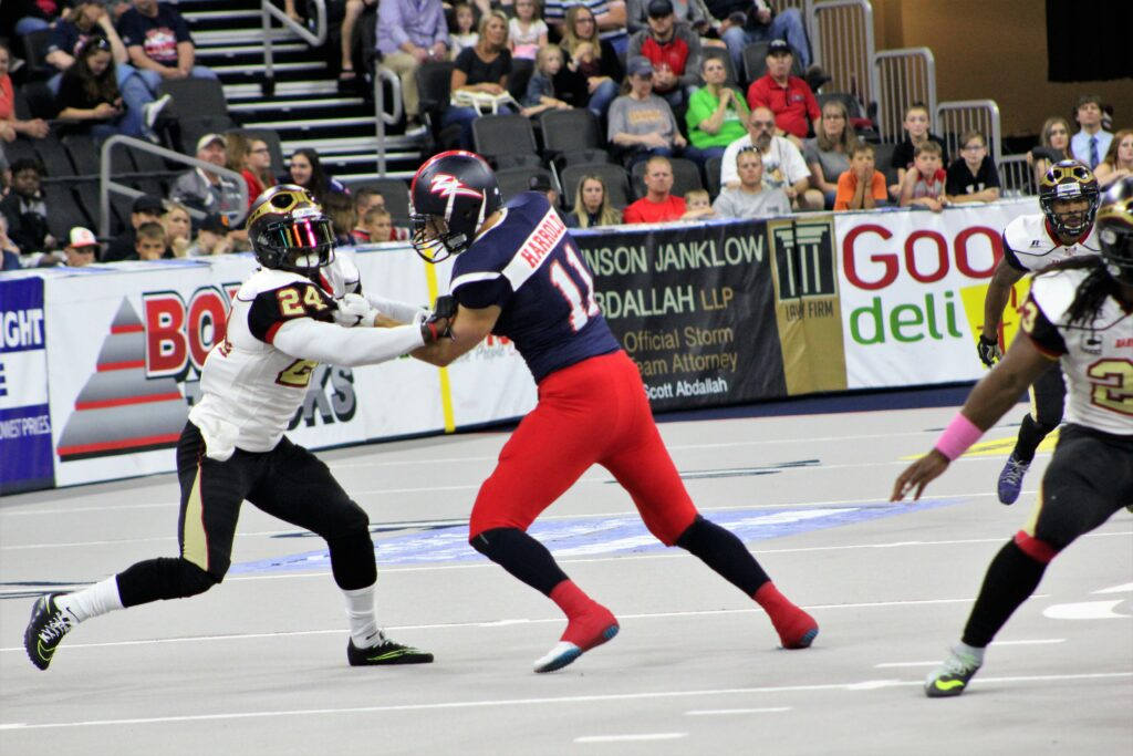 Iowa Barnstormers downed by Sioux Falls