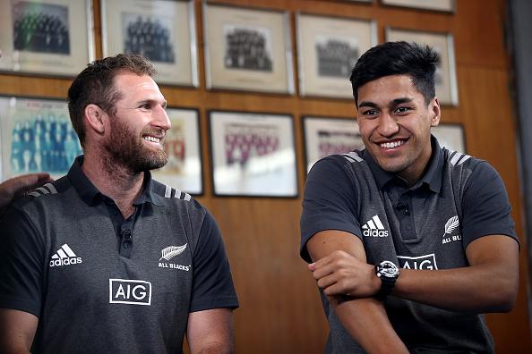 All Blacks & Maori All Blacks New Zealand Lions Series Squads Announcement