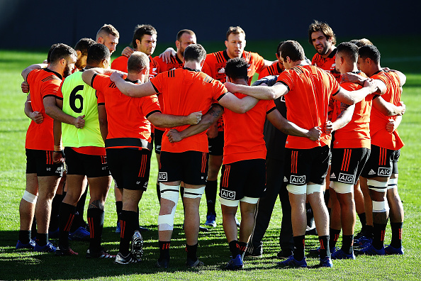 All Blacks Squad 'Street Smart' But Lions Are Toughest Opponent