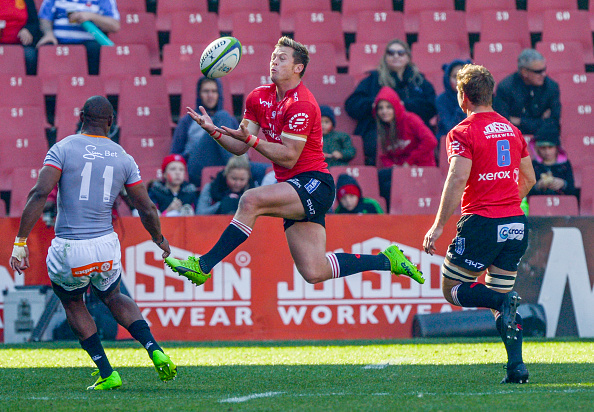 Super Rugby Rd 14 - Lions v Kings