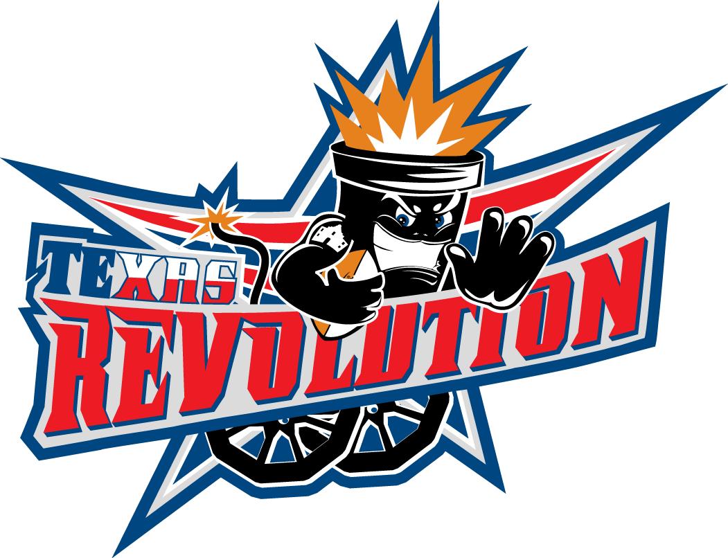 Texas Revolution logo -Five Texas Revolution Games