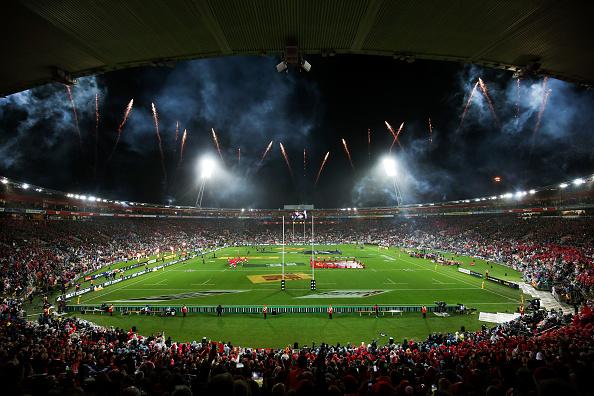New Zealand v British & Irish Lions
