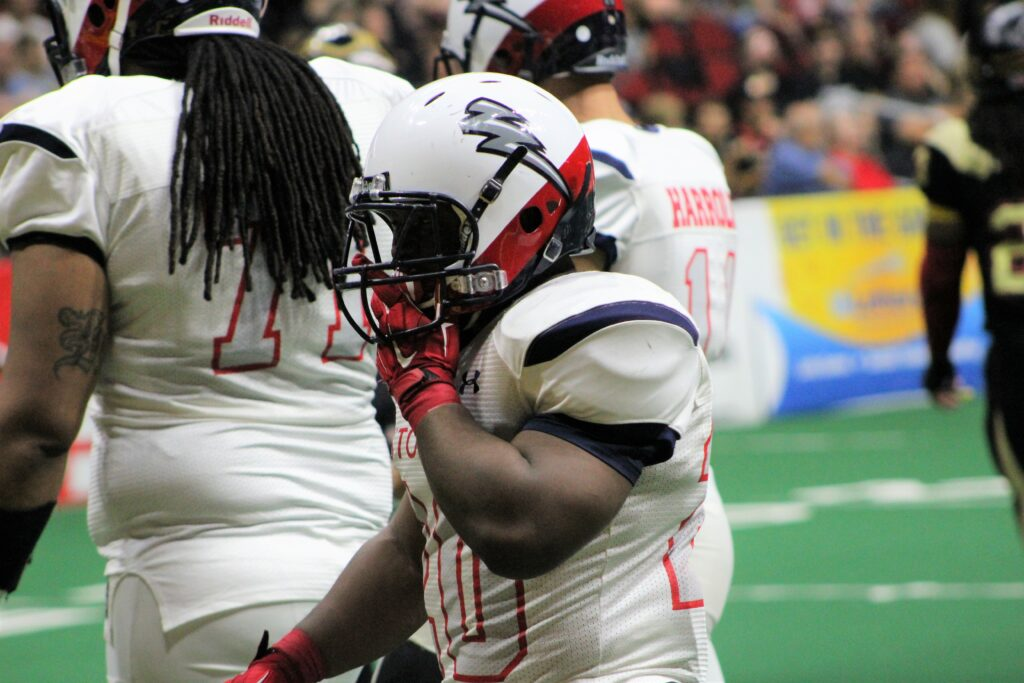 Robbie Rouse Sioux Falls Storm