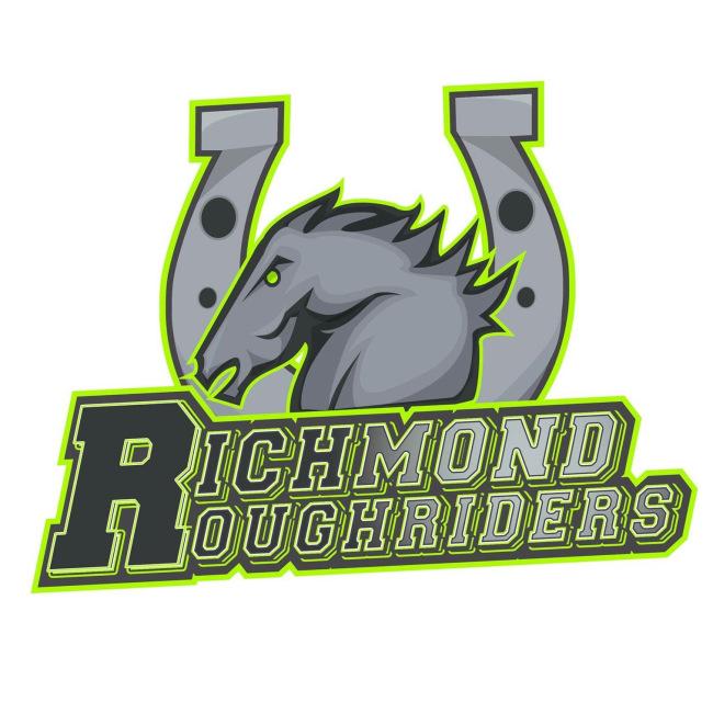 Richmond Roughriders logo