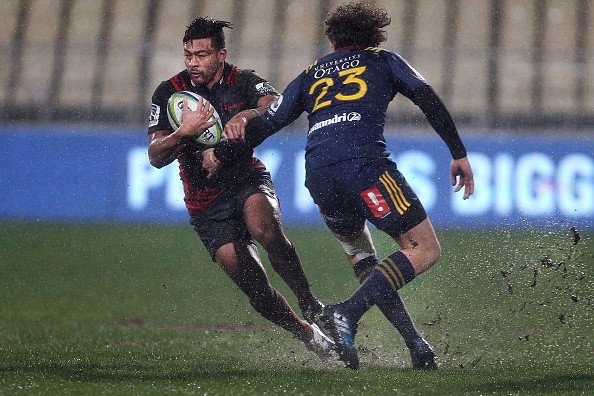 Super Rugby Quarter Final - Crusaders v Highlanders