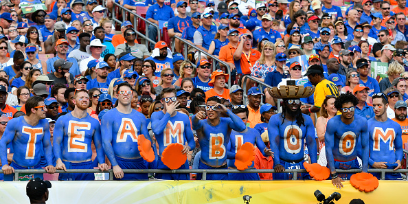 Seven Types Of College Football Fans Where Do You Fit In