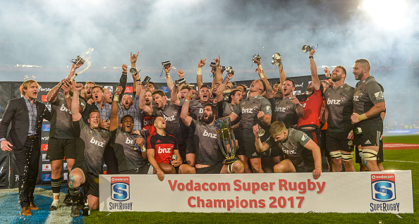 Super Rugby Final - Lions v Crusaders