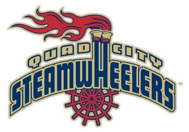 Quad Cities Steemwheelers logo