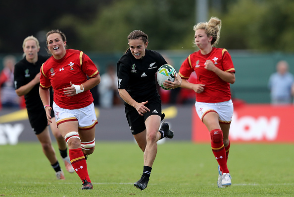New Zealand v Wales - Women's Rugby World Cup 2017