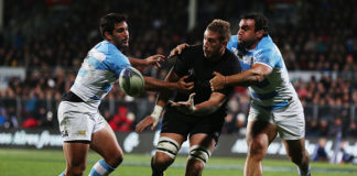 New Zealand v Argentina - The Rugby Championship
