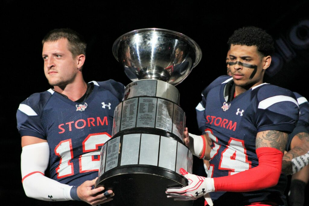 Sioux Falls Storm website suggests move