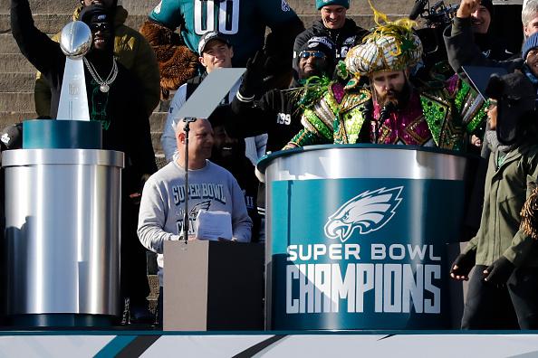 Super Bowl Parade