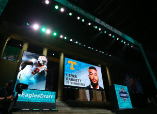 Philadelphia Eagles Draft Preview