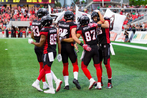 Redblacks Start 2018 With Little Ratio Flexibility Last Word On Sports