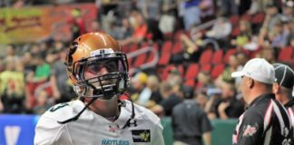 Arizona Rattlers announce Dates