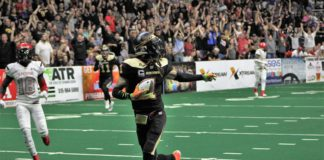 Players to watch, Barnstormers win United Bowl
