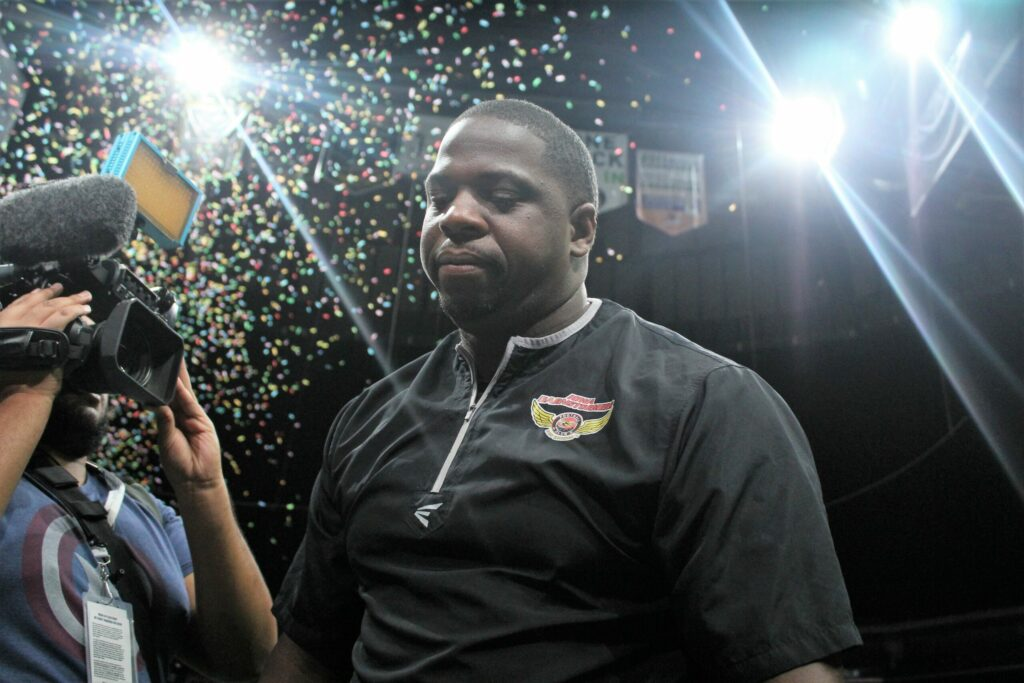 Dixie Wooten confirms return to Iowa Barnstormers