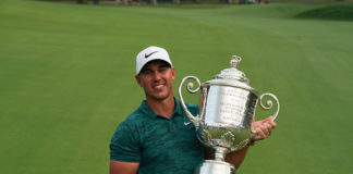 Brooks Koepka PGA championship