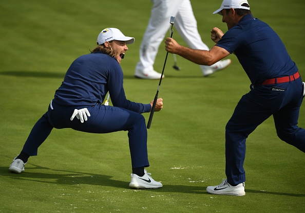 Francesco Molinari, Tommy Fleetwood
