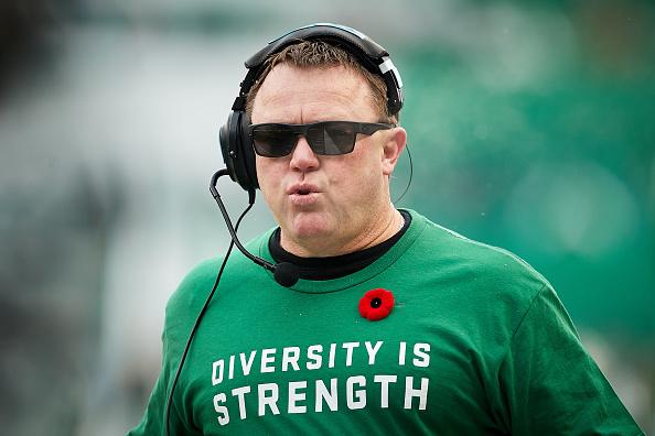 Saskatchewan Roughriders Head Coach