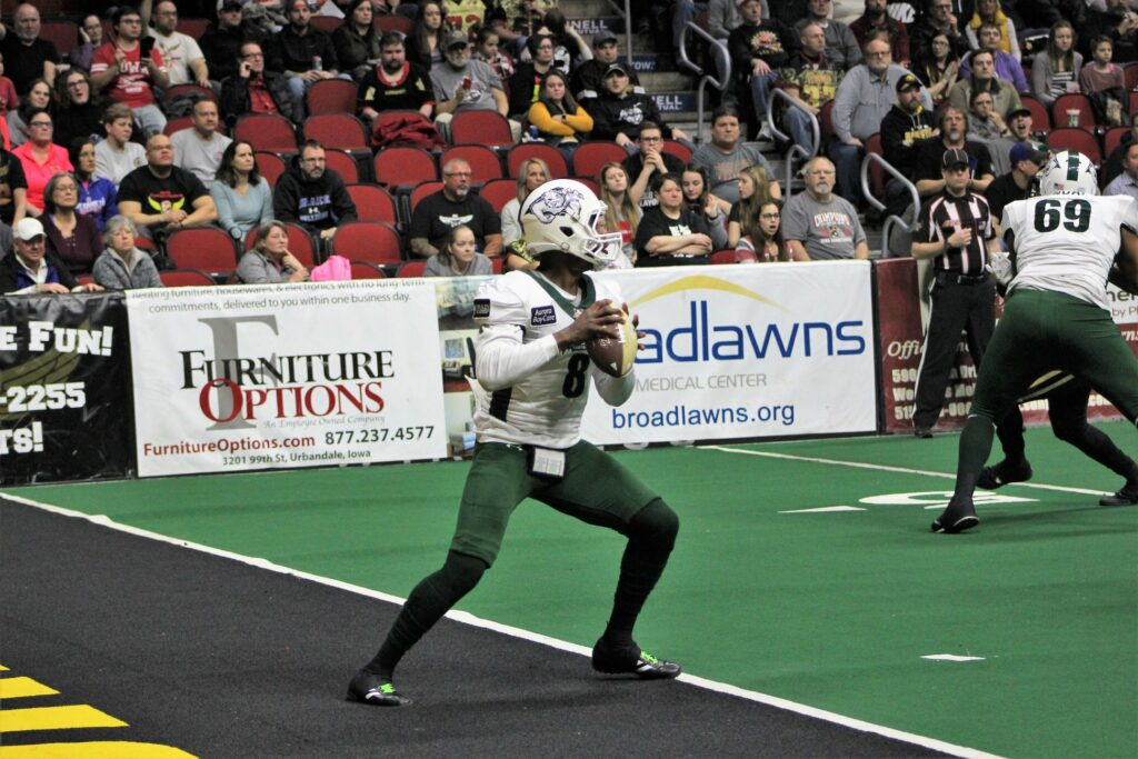 Blizzard clinch home playoff game