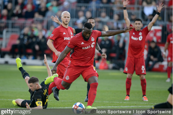 Toronto FC Wins and will Host Playoff Game