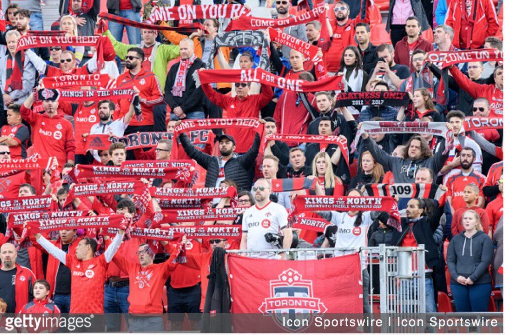 Toronto FC Playoff