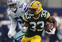 Green Bay Packers Momentum